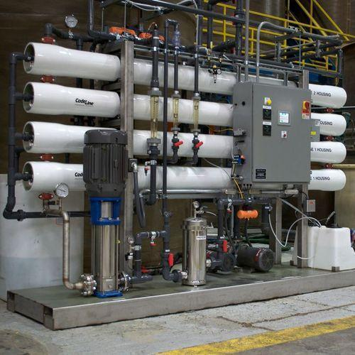 Water Treatment Plant 5000lph Ro Plant Exporter From Chennai