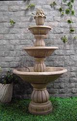 Handmade Garden Fountain