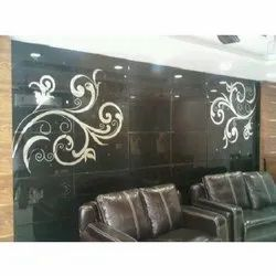Decorative Wall Panel Glass