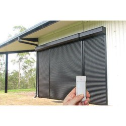 Remote Rolling Shutter
