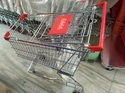 Stainless Steel Shopping Trolley 125 Liter