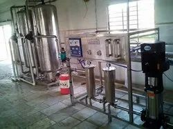 Industrial Reverse Osmosis Plant 3000 LPH
