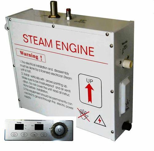 Steam Bath Equipment
