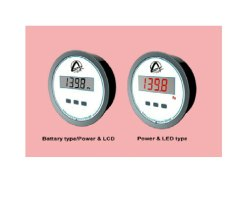 Series CDPG Aerosense Digital Differential Pressure Gauge