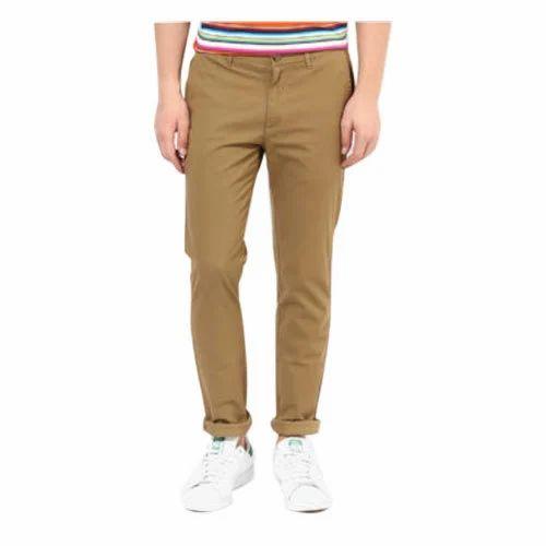 d0654ee27fc Casual Cotton Mens Trouser