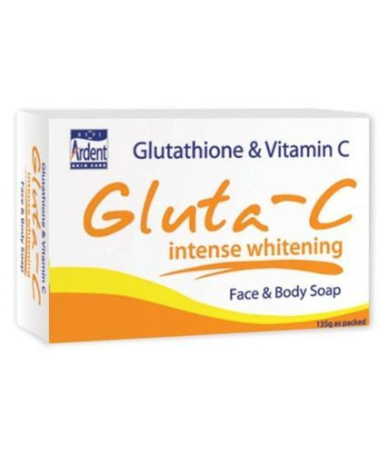 Gluta C Intense Whitening Soap, Pack Size: 135