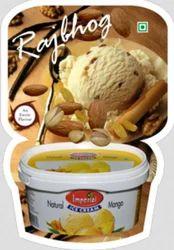 Imperial Pista Ice Cream, Packaging Type: Container