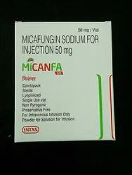 Micanfa Micafungin Sodium 50 mg Injection