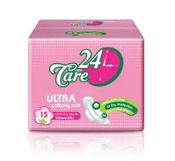 Ultra White Cottony 24care