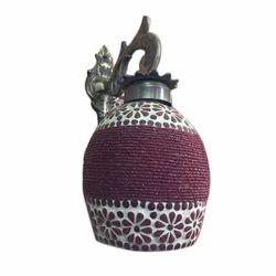 Ceramic Bell Shape Decorative Wall Light