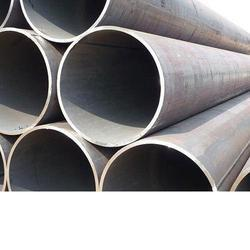 5-10 Inch Jindal MS Pipe, Round, Thickness: 2-10 Mm