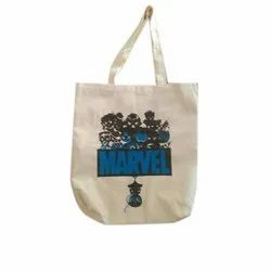 Cotton Printed Carry Bag, For Grocery