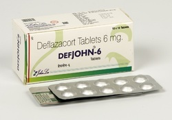 Deflazacort Tablets, Packaging: Strips