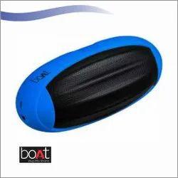 Boat Rugby Bluetooth Speaker Black