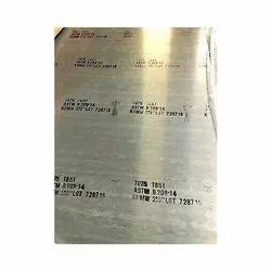 Aluminum 7075 T6 Sheet