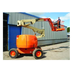 45 Feet Articulated Boom Lift Rentals