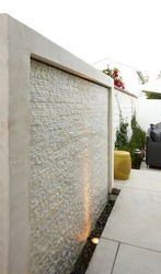 Stone Wall Elevation Tile