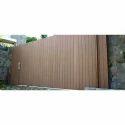 IPE Wooden Gate