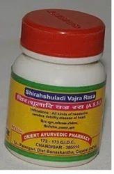 Shirahshuladi Vajra Rasa