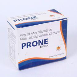 Pre Biotic & Probiotic Sachet