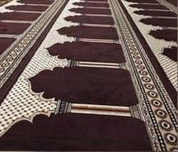 Mosque Kaleen, Size: 1.2 meter Wide 33 meter Long