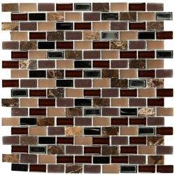 Italia Mosaic Tiles, Thickness: 6 - 8 mm, Size: Large