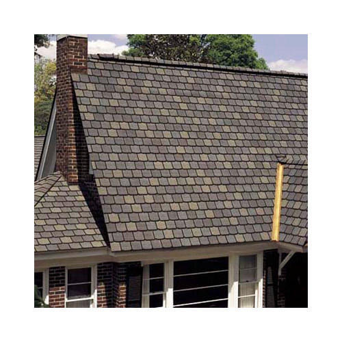 Weathered Wood Roof Shingles