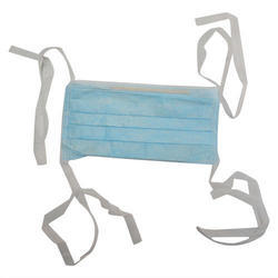 Tie On Disposable Face Mask