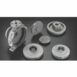 Chemical Pump Parts Investment Casting
