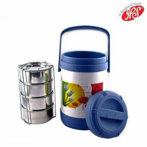 Insulated Lunch Carrier