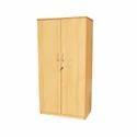 Light Brown Wooden Cupboard