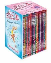 English 6 To 10 Magic Ballerina 22- Books Boxset