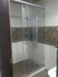 ARBIA SLIDER Sliding Glass Door, For Home, Interior