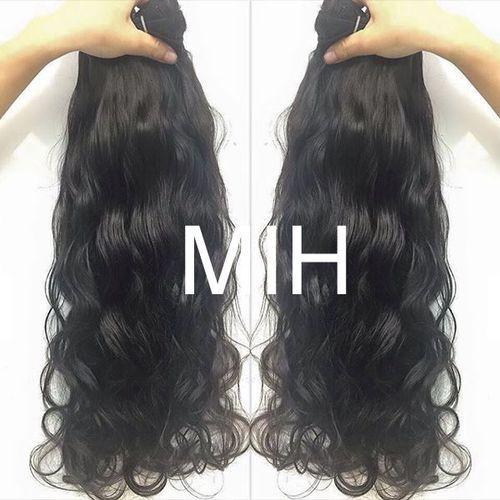 Rih Natural Color Raw Curly Hair Pack Size 8 30inches Rs 1400 Piece Id 16391241648