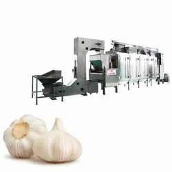 Garlic Continuous Roasting Machines