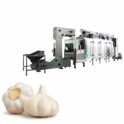 Garlic Continuous Roasting Machines