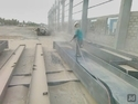 Industrial Sandblasting Job Work