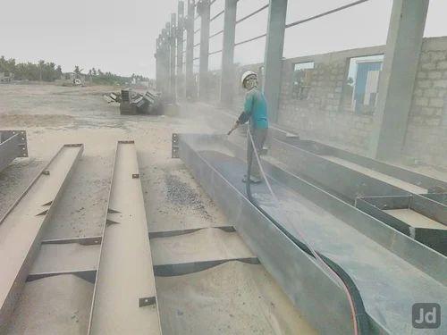 industrial sandblaster jobs