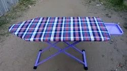 Chanss Engineered Wood and Steel Ironing Table