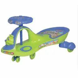 Plastic 1 Baby Teddy Car
