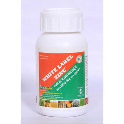 Nex Farm White Label Zinc Liquid Fertilizer, For Used For Crops And Plant, Pack Size: 1 Liter