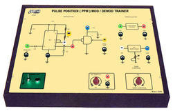 Pulse Position ( Ppm ) Mod / Demod Trainer