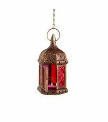 Metal Decorative Hanging Home Decor Lantern