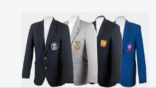 Plain School Blazer