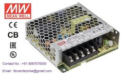 Lrs-75-24 Meanwell Smps Power Supply