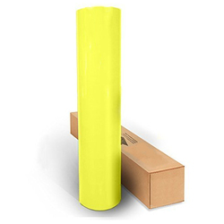 Yellow  Car Wrap Vinyl Roll