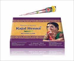 Kajal Henna Paste Silver Jumbo Cone