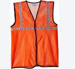 1'' Orange Reflective Jacket