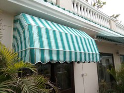 Basket Window Awnings