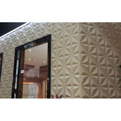 3D PVC Panel, for Floors & Roofs